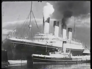 """RMS Olympic """"The Old Reliable"""""""
