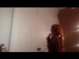 Tonya performing Jessica Rabbit