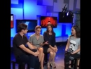 Lauren Kate and Fallen cast on MYX Philippines (part 2)