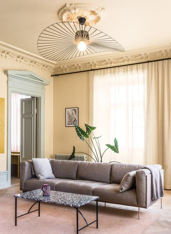 Квартира в Стокгольме, 200 м²