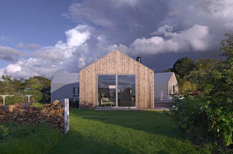 Частный дом в Норвегии
