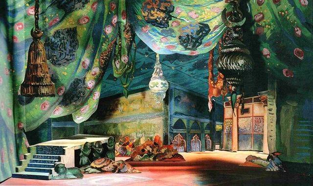 Наше вдохновение: Лев Бакст- художник изменивший мировую моду .