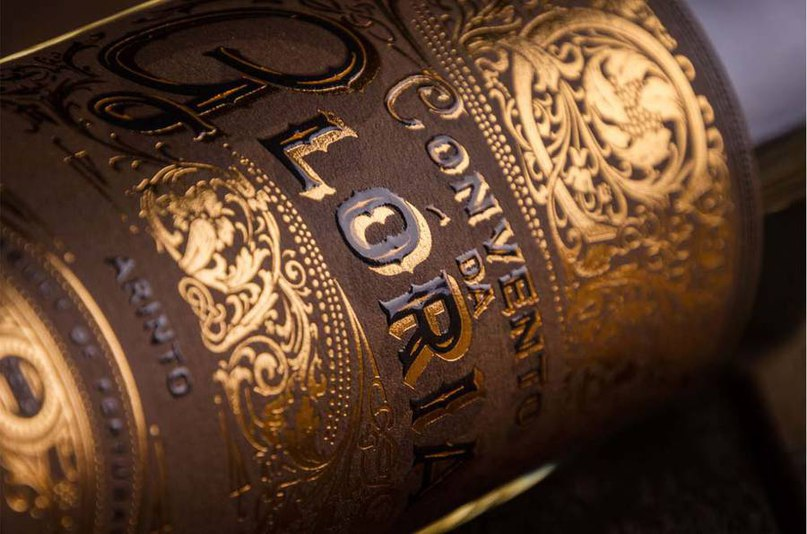Роскошная типографика эпохи барокко.