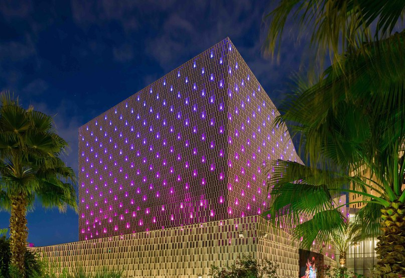 Tobin Center for the Performing Arts / LMN Marmon Mok