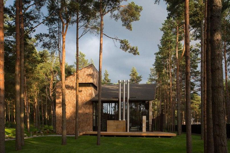 Частный дом в Эстонии