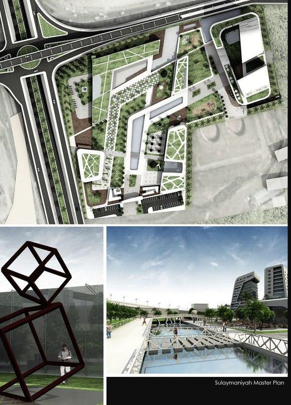 Landscape architecture.