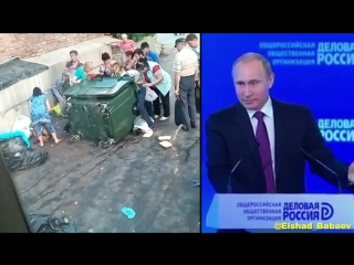 САНКЦИИ РОССИИ ТОЛЬКО НА ПОЛЬЗУ (с) Путин В.В.