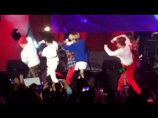 [fancam] 170429 NCT 127 - Fire Truck @ Korea Times Music Festival in LA