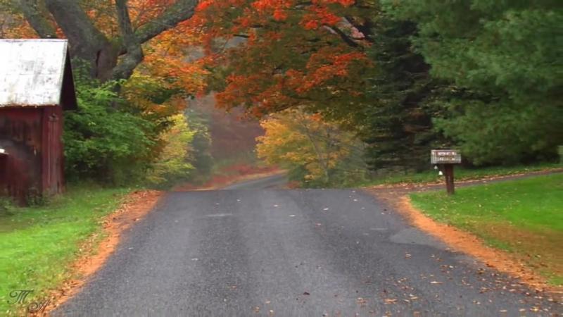 Дорога в осень... Раймонд Паулс.