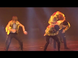 [FANCAM] 160214 EXOPLANET 2 - The EXO'luXion in Los Angeles @ EXO - MAMA