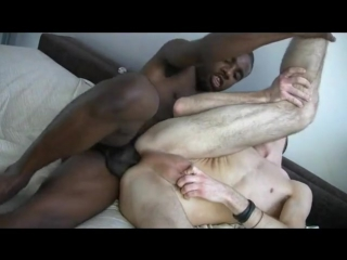 Machofucker - Mr. Marky_ Big Black Cock in Tight White Ass