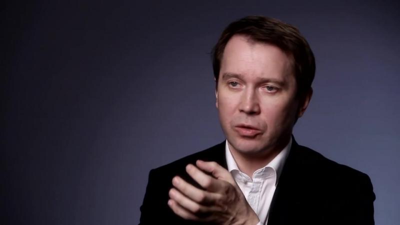 Евгений Миронов о спектакле «Прикасаемые»