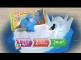 Cartoon Ice cream My Yeti in Augmented reality(AR)