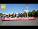 В Хоргосе стартовал казахстанский этап трансграничного авто и моторалли