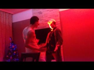 Домашнее гей-видео 18+