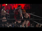 Akebono, Kazusada Higuchi vs. Naomi Yoshimura, Yuji Okabayashi (DDT - FIGHTING GIG DNA 30 ~ Starting Signal Run! ~)