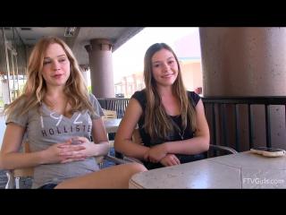 1. Introducing Alaina - Alaina Fox & Aurielee Summers FTV