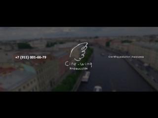 Cine-Wing wedding | Аэросъемка