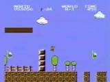 Прохождение Марио за 5 минут - Настоящий Гений =)