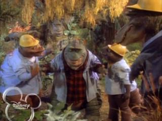Dinosaurios 3x19 - Si tu fueras un árbol