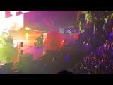Twenty One Pilots- Guns for hands (hamster ball) Webster Bank Arena, Bridgeport, CT 11817