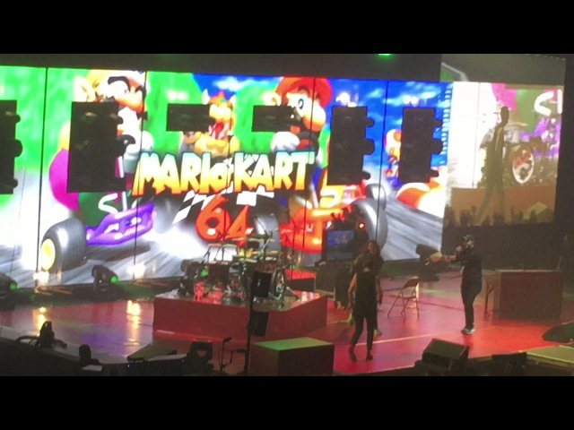 TWENTY ONE PILOTS TYLER PLAYS MARIO KART 64 january 17th 2017