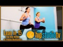 Lean in 15 Total Body Tabata Workout with Prenatal Modifications- HIP STUDIO