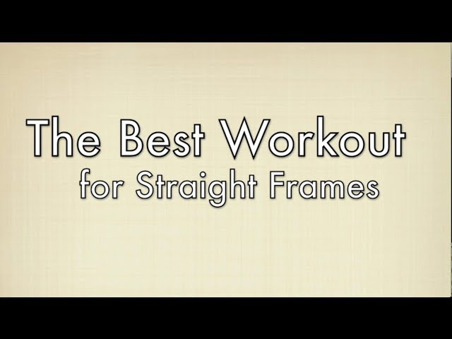 The Best Workout For Straight (Ectomorph) Shapes: Free Full Length Workout For Your Body Type