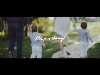 Philip & George // Family film