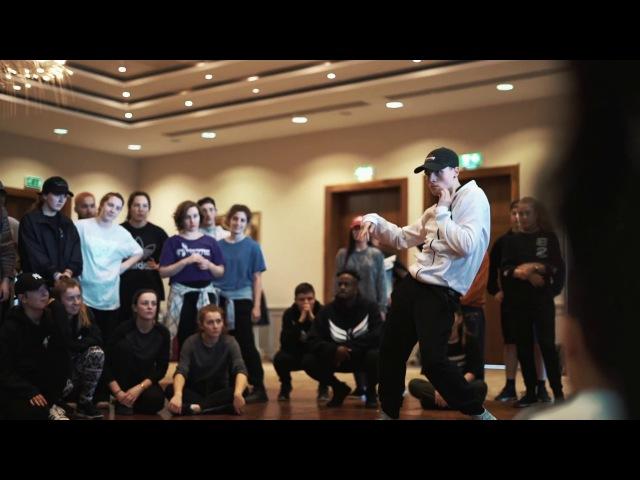 Zacc Milne | Troyboi - Mantra | Take Flight Easter Intensive 2017