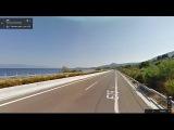 Часть 33. Дорога  Ламия - Афины. Part 33. Road Lamia - Athens