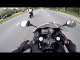 Easter ride  Покатушки на Пасху ч.1  Honda CBR