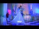 Волшебный танец молодоженов Михаила Виктории PRODUCTION STUDIO BRIF Видеосъемка Николаев
