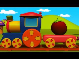 Bob, le Train – Les légumes