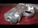 КАК СДЕЛАТЬ СВИНЦОВЫЙ ШУМОВОЙ ПИСТОЛЕТ / HOW TO MAKE LEAD GUN