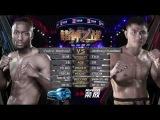 Cedric Manhoef vs Jomthong Chuwattana จอมทอง ชูวัฒนะ - KLF 64 Kickboxing Semi Final - 7/15/2017