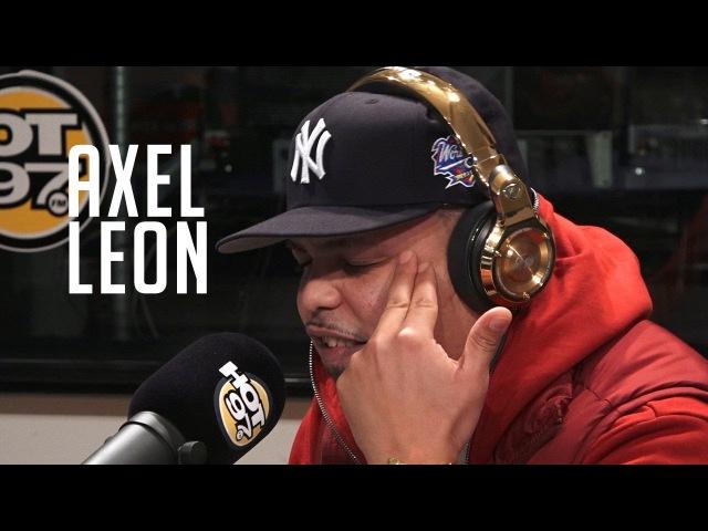 Axel Leon Freestyles on Flex Freestyle 029