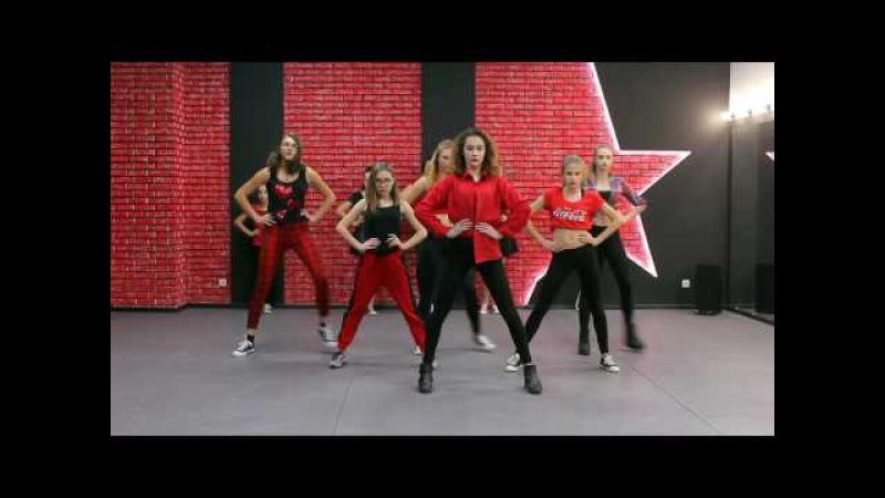 ONUKA – Vidlik Jazz Funk by Наталья Коркина All Stars Dance Centre 2016