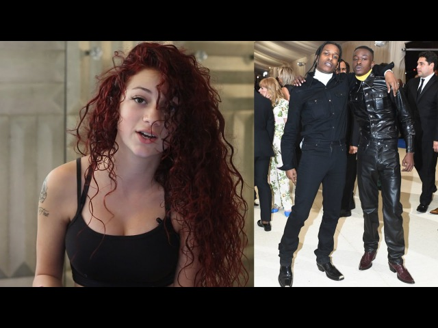 Danielle Bregoli roasts Met Gala 2017 red carpet fashion | May, 2017