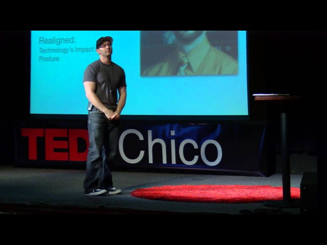 Realigned - technology's impact on our posture | Angelo Poli | TEDxChico