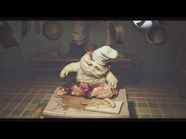 Адская кухня [ Little Nightmares ● Маленькие кошмары ] 5