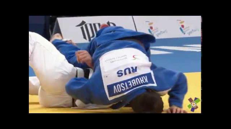European Judo Championships Warsaw 2017 final -81 KHUBETSOV, Alan (RUS)-RESSEL, Dominic (GER)