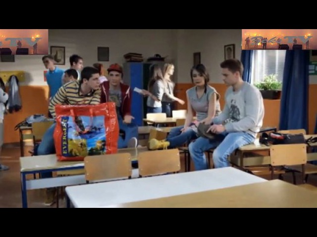 Sinđelići S03E33 - Plava ljubav