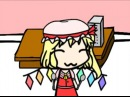 Touhou Sketches - Flandre's theme [Music box]