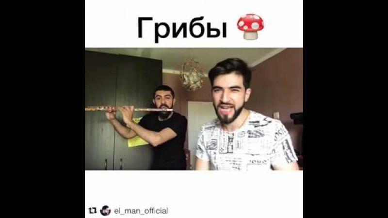 Грибы-Велосипед/Кавер by:ElMan