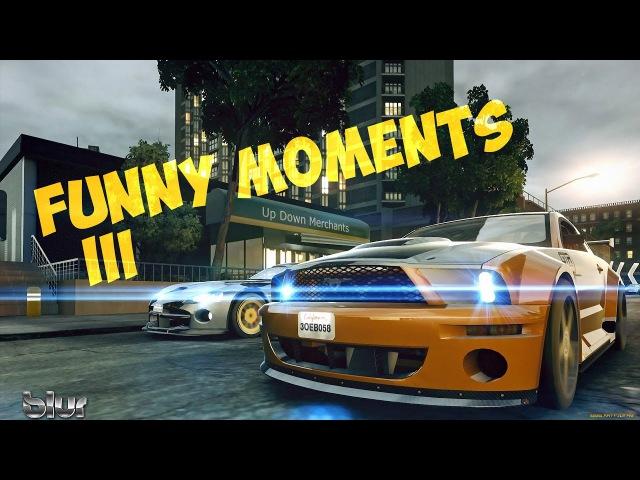 Blur │ Funny momets 3