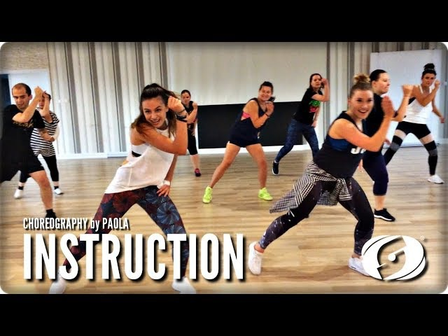 INSTRUCTION - Salsation® Choreography by Paola