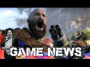 GAME NEWS God of war Dead by Daylight Battleborn