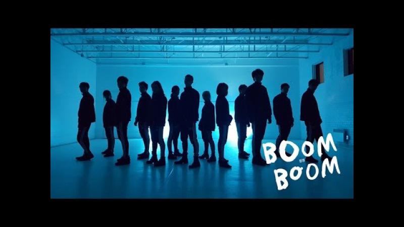 [EAST2WEST] SEVENTEEN(세븐틴) - 붐붐(BOOMBOOM) 1thek Dance Cover Contest