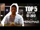 Top 5 Rap US S1 2017 De Mehdi Maizi OKLM TV